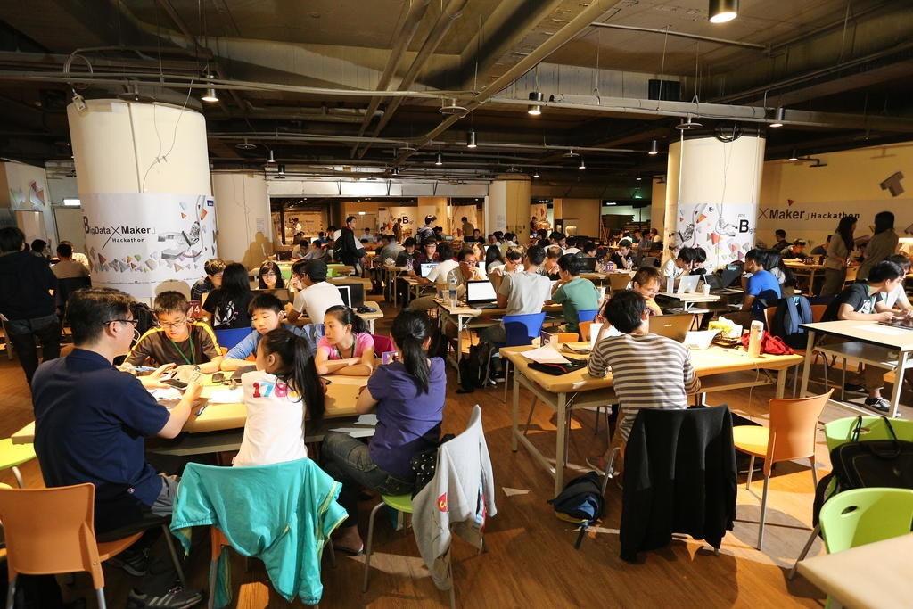 是「Big Data x Maker Hackathon」大數據黑客松-創意黑客爭奪戰正式開跑!這篇文章的首圖