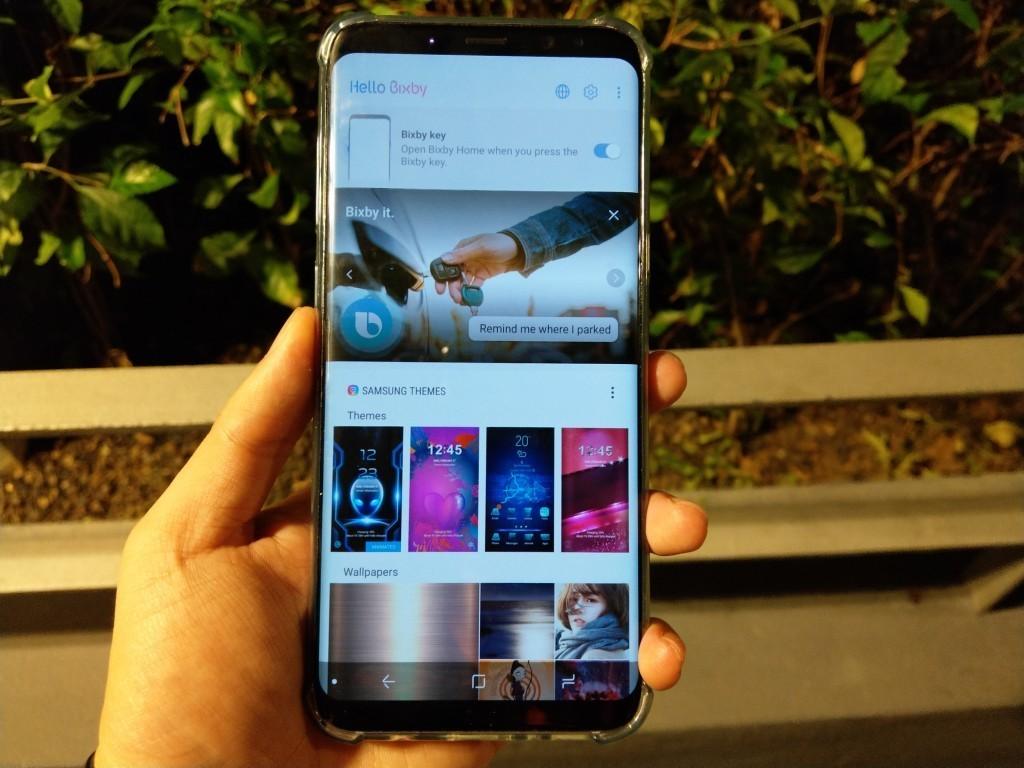 是Samsung Galaxy S8/S8+ 的Bixby可以關閉了 但不能客定製化其他功能!這篇文章的首圖