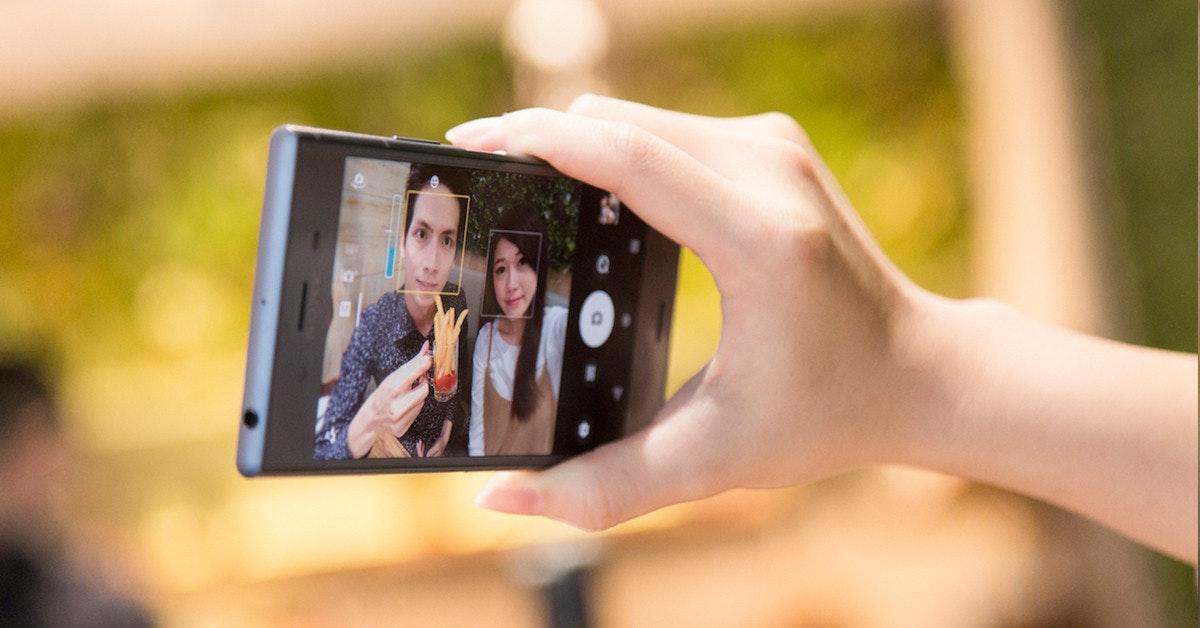 是魔科技:Sony Xperia XZ1 微笑快門的驚奇瞬間這篇文章的首圖