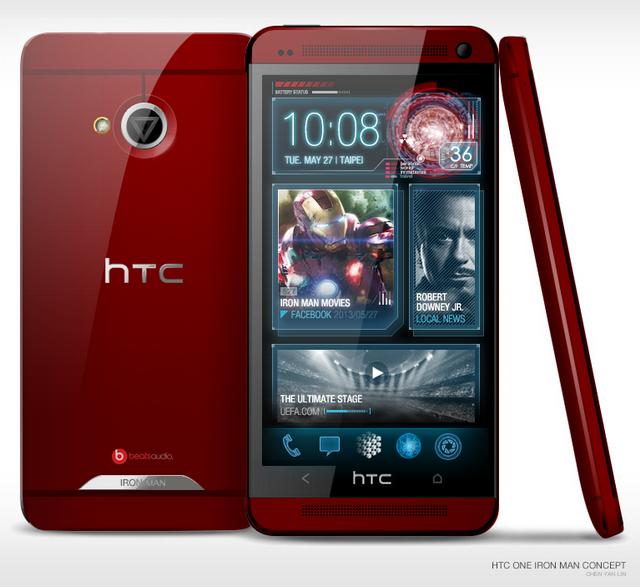 是HTC找小勞勃道尼代言,要出鋼鐵人版手機?這篇文章的首圖