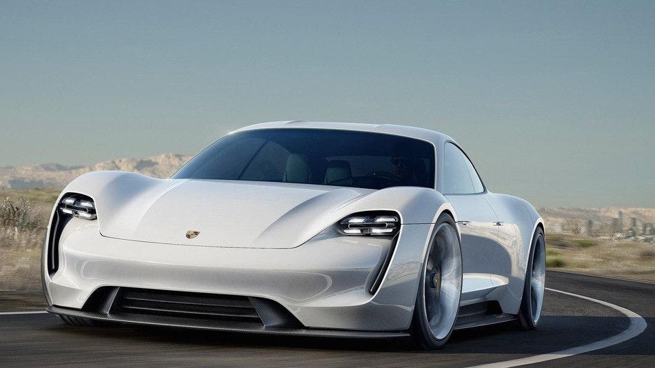 是俥科技:保時捷絕美豪華電動車 Mission E 2019 年問世,售價趨近入門版 Panamera這篇文章的首圖