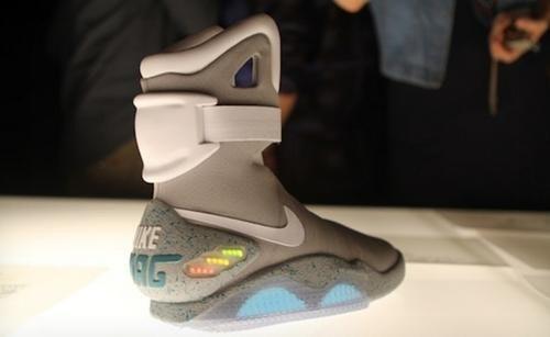 是回到未來 Nike Mag 自動鞋帶(Power Laces)終於有譜了?這篇文章的首圖