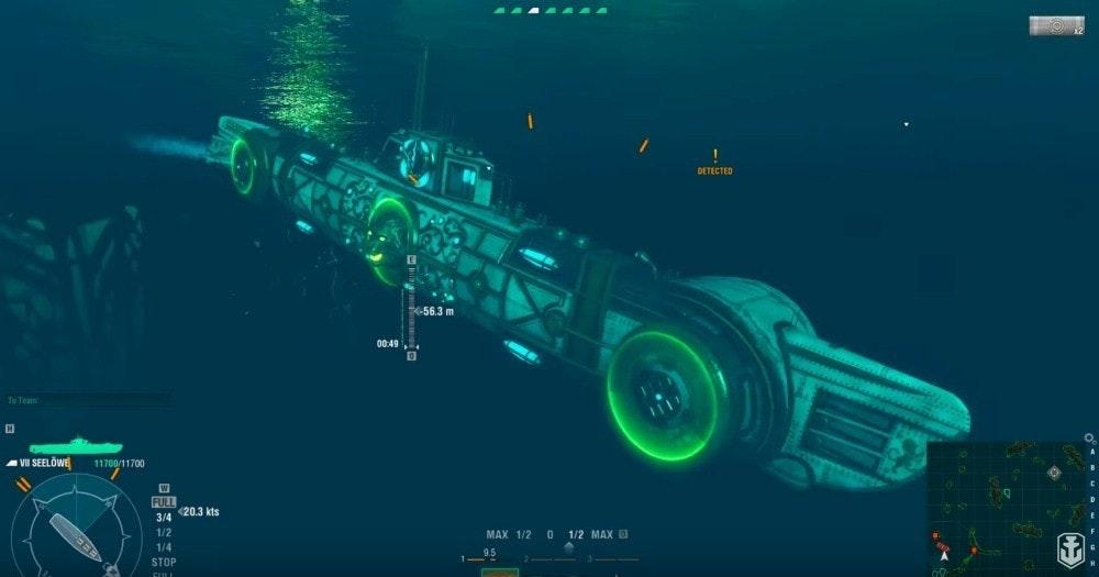 是潛水艇終於進駐《戰艦世界》? Wargaming:先讓玩家體驗測試後評估這篇文章的首圖