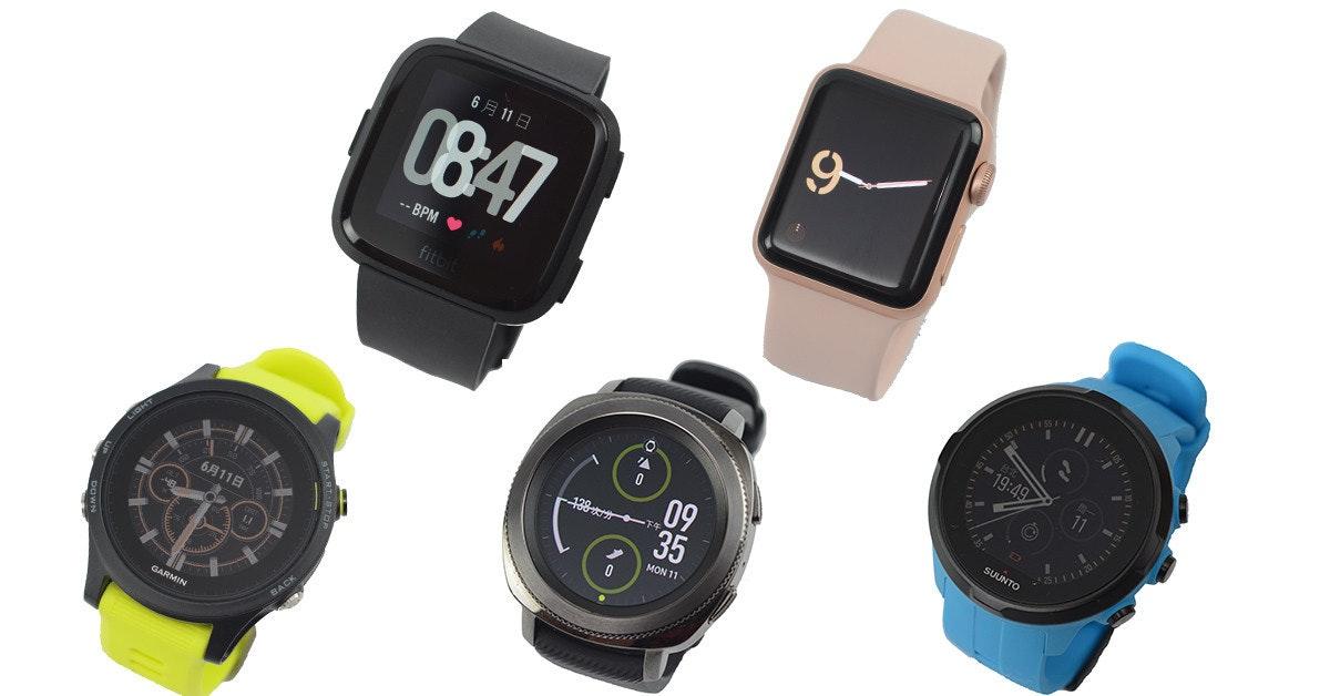是能下水游才是好的智慧手錶:5大游泳手錶功能和實測推薦比較這篇文章的首圖