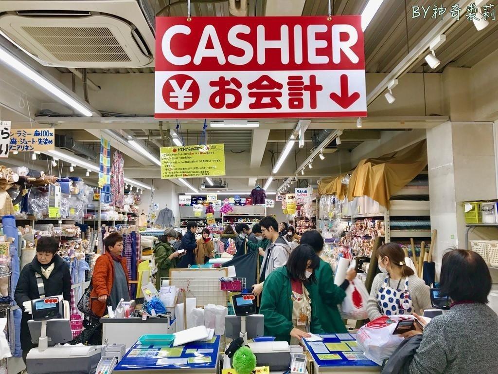 是[面白日本] 歡迎失心瘋買布去 請先學會日暮里纖維街的結帳禮儀這篇文章的首圖