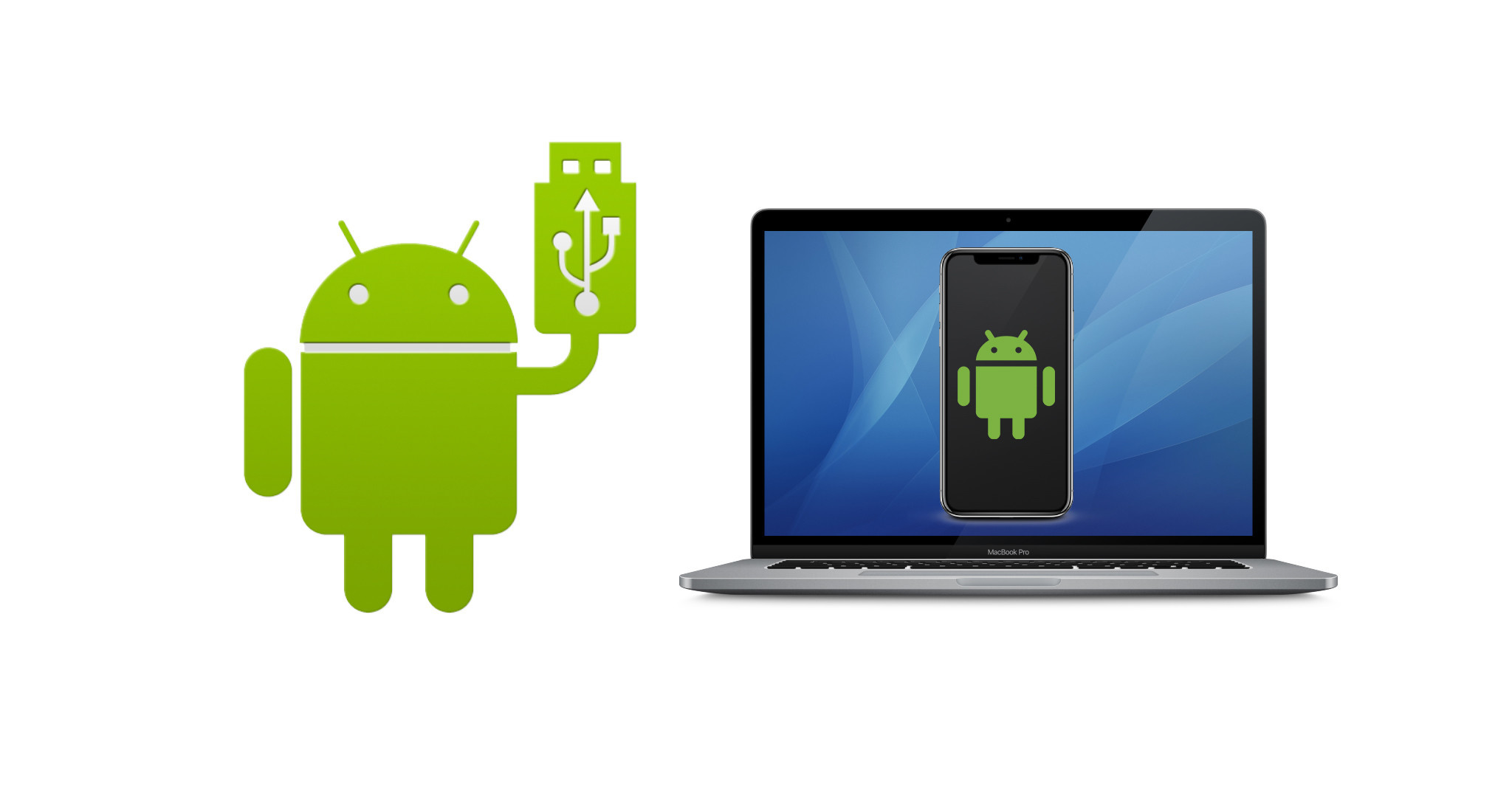 Android、Mac、Mac 存取 Android