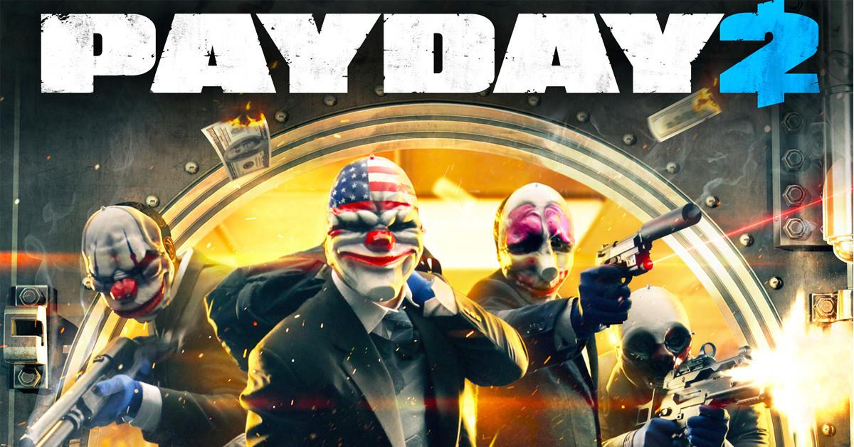 是Payday2劫薪日2正於Steam免費下載 快揪好友一起來當搶匪這篇文章的首圖