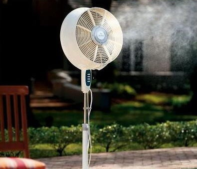 是[消暑] 有了會噴水霧的電風扇,老師不用潑水降溫啦這篇文章的首圖
