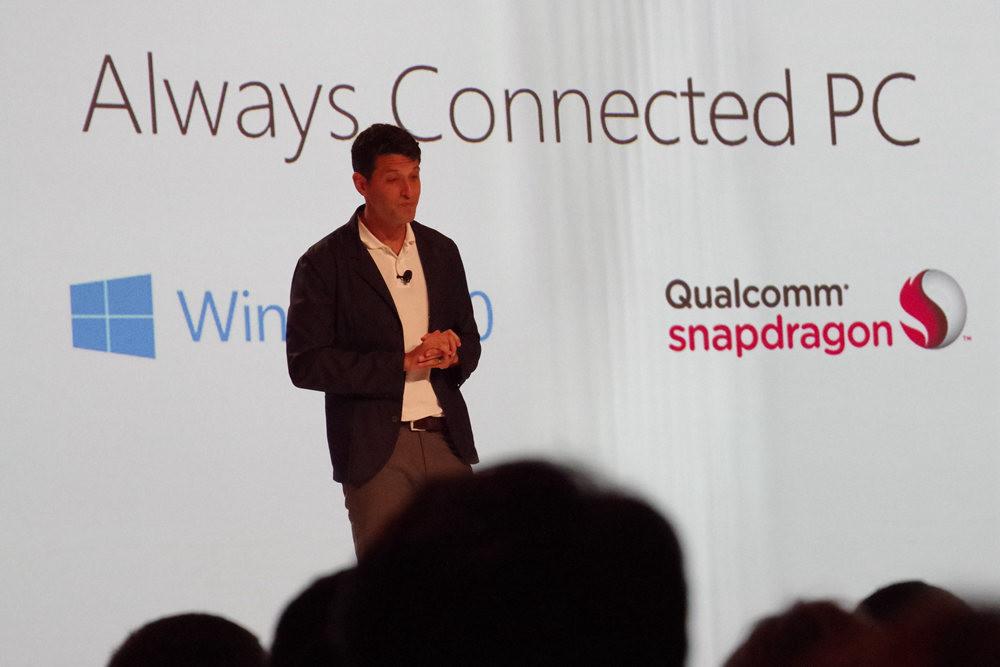 是微軟看好 Snapdragon 835 的 Windows 10 筆電,將藉行動裝置全時聯網特性顛覆使用體驗這篇文章的首圖