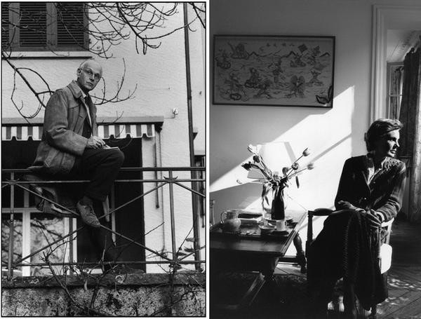 是互為拍照的攝影界經典愛侶 – 布列松夫婦這篇文章的首圖