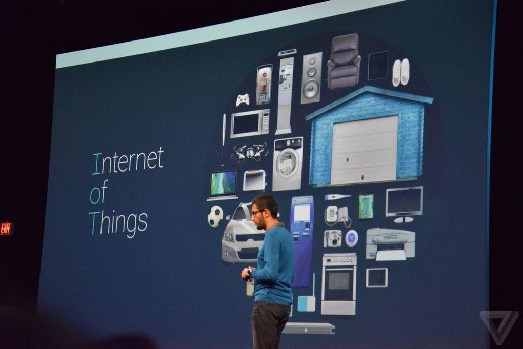 是Google I/O 2015:Google 發表針對 IoT 專用作業系統 Brillo,預計 Q3 推出開發預覽版這篇文章的首圖