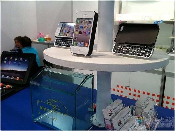 是[COMPUTEX 2011]所有參展的智慧手機攤位快速導覽這篇文章的首圖