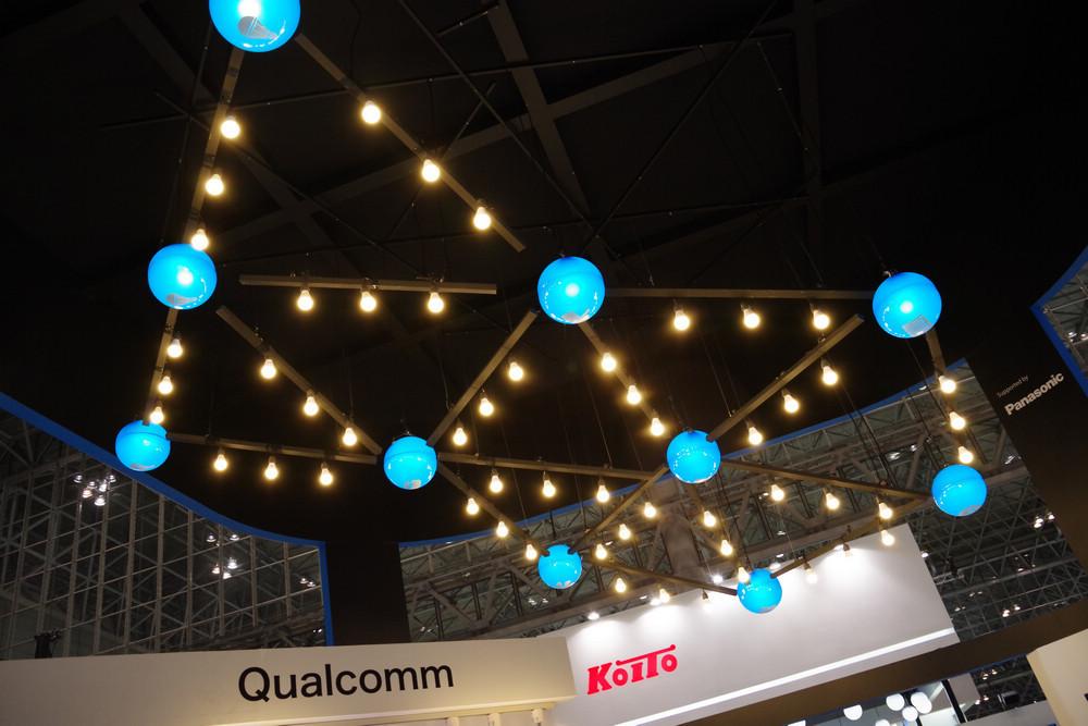 是CEATEC 2017 :藍牙聯盟架設達 80 具智慧燈泡示範藍牙 MESH 多對多網路特性這篇文章的首圖