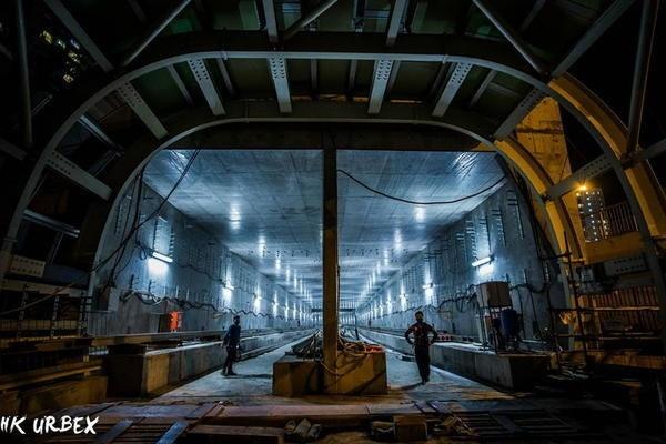 是HK URBEX 走進地底,拍攝施工中的港鐵隧道這篇文章的首圖