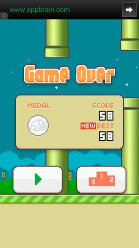 是Flappy Bird 你玩到第幾關?沒得玩這裡下載吧...這篇文章的首圖