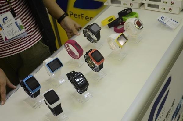 是Computex 2014:普達飛科技的智慧型手錶與手環這篇文章的首圖