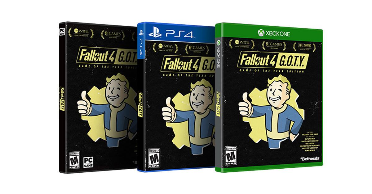 是異塵餘生4年度版將於3大平台發售 包含主遊戲與6款DLC一次完整收錄這篇文章的首圖