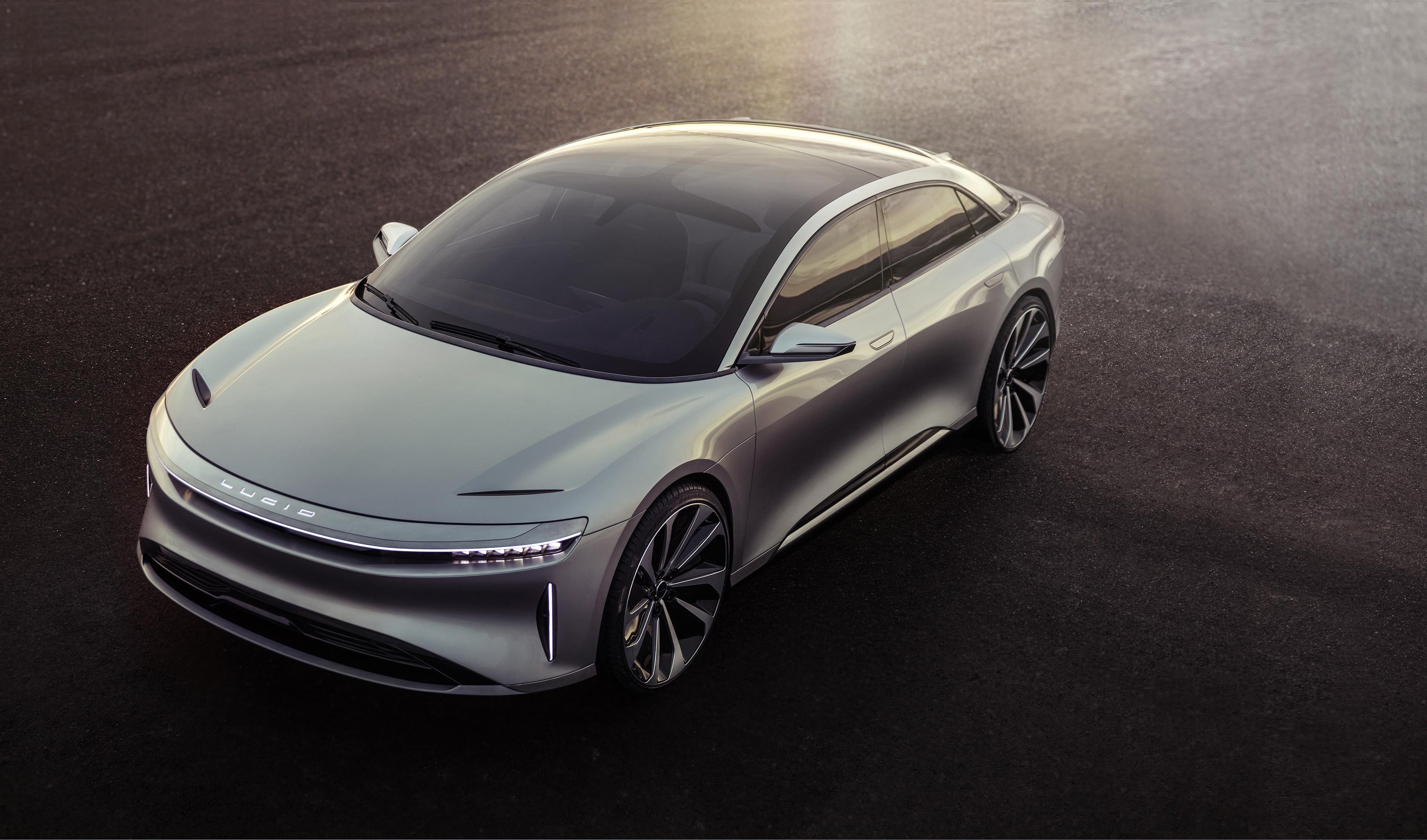 是俥科技:Tesla電動車外 你也該知道的千匹馬Lucid Air這篇文章的首圖