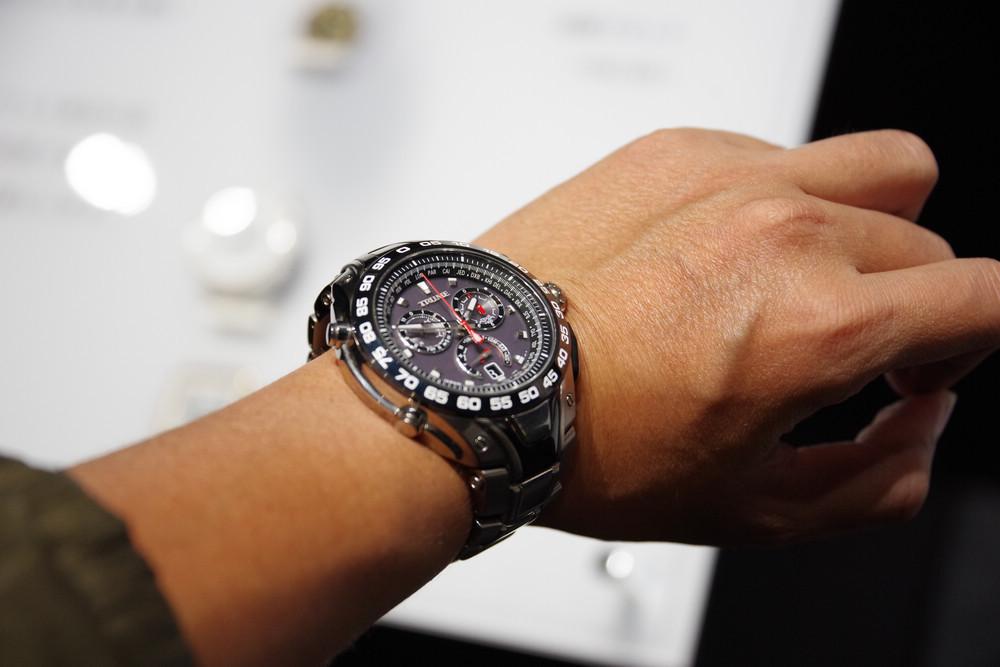 是CEATEC 2017 : EPSON 以類比方式呈現極致科技整合的非智慧錶 TRUME這篇文章的首圖