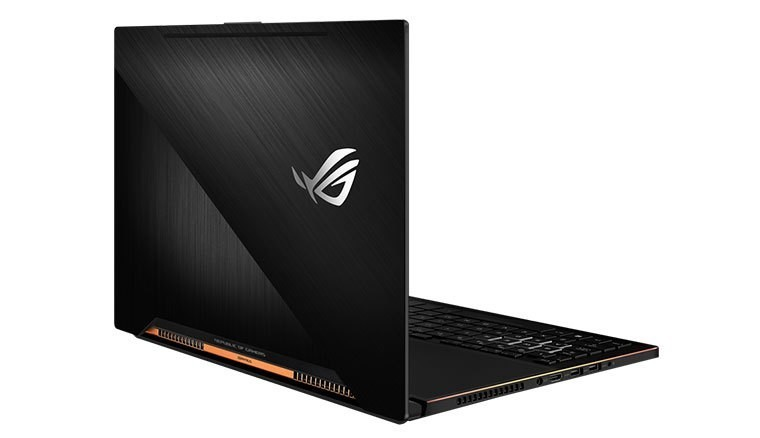 Asus ROG Zephyrus GX501, ASUS ROG Zephyrus M GM501GS-XS74 15.60, Asus ROG Zephyrus M Gm501gs-ei003t 40cm Full HD 144 Hz Screen Gaming Laptop (Black) (Intel i7-8750H, 16 GB RAM, 1 TB FireCuda HDD + 256 GB PCI-E SSD, Intel, Laptop, Republic of Gamers, Intel Core i7, GeForce, Asus, , asus laptop zephyrus, laptop, technology, product, electronic device, computer hardware, personal computer hardware, netbook, computer accessory, multimedia, computer