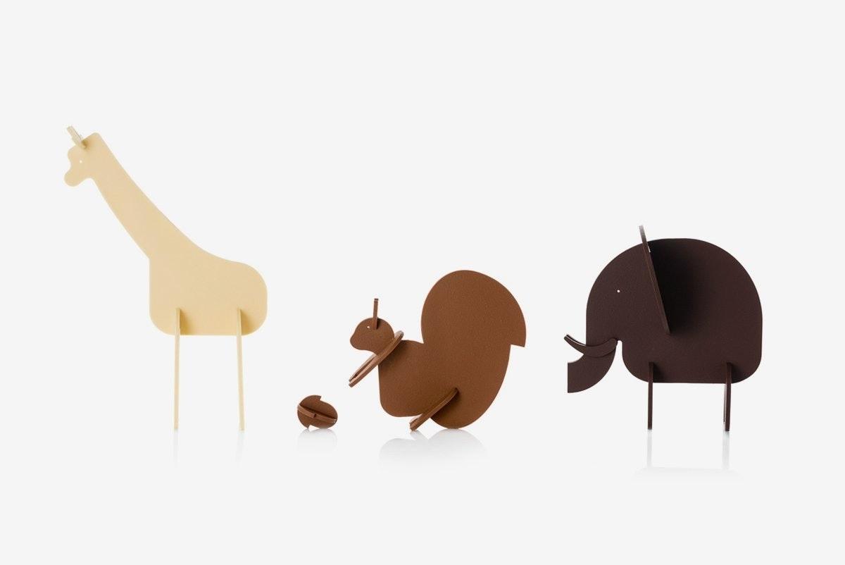 是自己在家也能做出高檔餐廳甜點,3D 拼圖巧克力模板組這篇文章的首圖