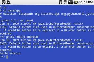 是jython 可以在 Android 上跑了 (jythonroid)這篇文章的首圖