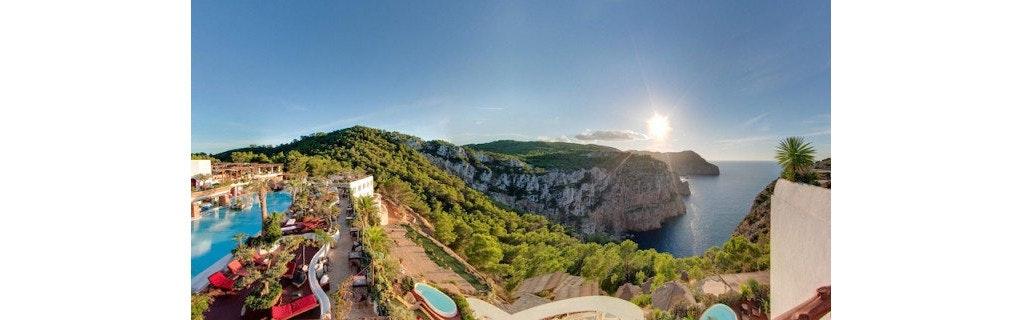 是美麗的山崖酒店,地中海美景一覽無遺!這篇文章的首圖