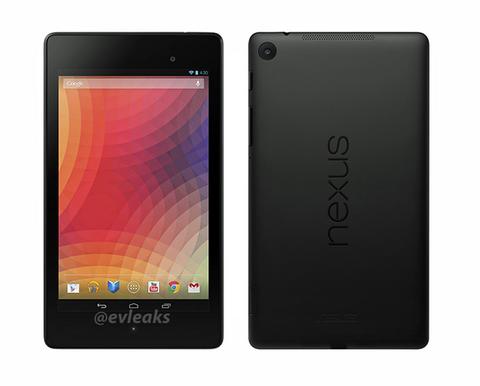 是新一代 Nexus 7 官方宣傳照與 Best Buy 曝光, 16GB 版本將賣 229 美金這篇文章的首圖