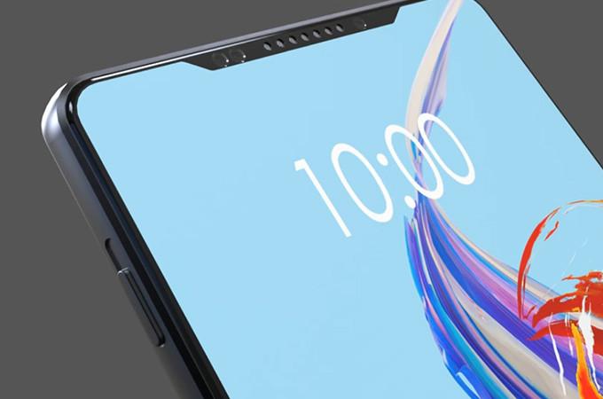 是新一代旗艦殺手大升級!外媒曝光OnePlus 6:全面屏+Snapdragon 845+8GB RAM!這篇文章的首圖