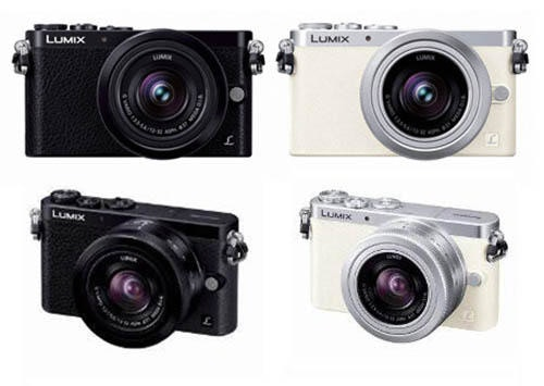 是Panasonic將推出GM1?有著更小的體積以及1/16000的電子快門,搭配12-32mm 鏡頭這篇文章的首圖