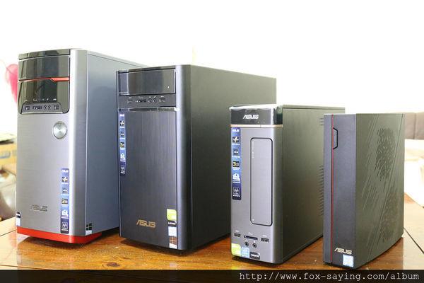 是家用 / 小型辦公室電腦主機怎麼挑? 一次過 ~ 帶你認識 4 部 ASUS VivoPC 家用桌機這篇文章的首圖