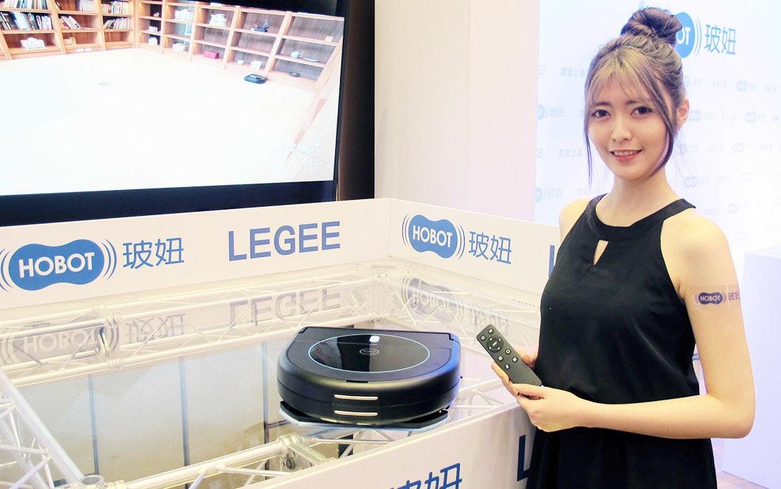 是HOBOT玻妞吸拖二用掃地機器人LEGEE-688:噴水45坪、高速擦拭每分鐘600下這篇文章的首圖