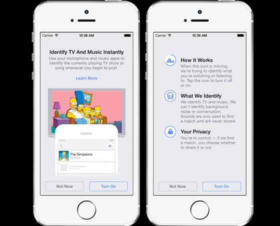 是Facebook 將推出歌曲、電視節目辨識功能這篇文章的首圖