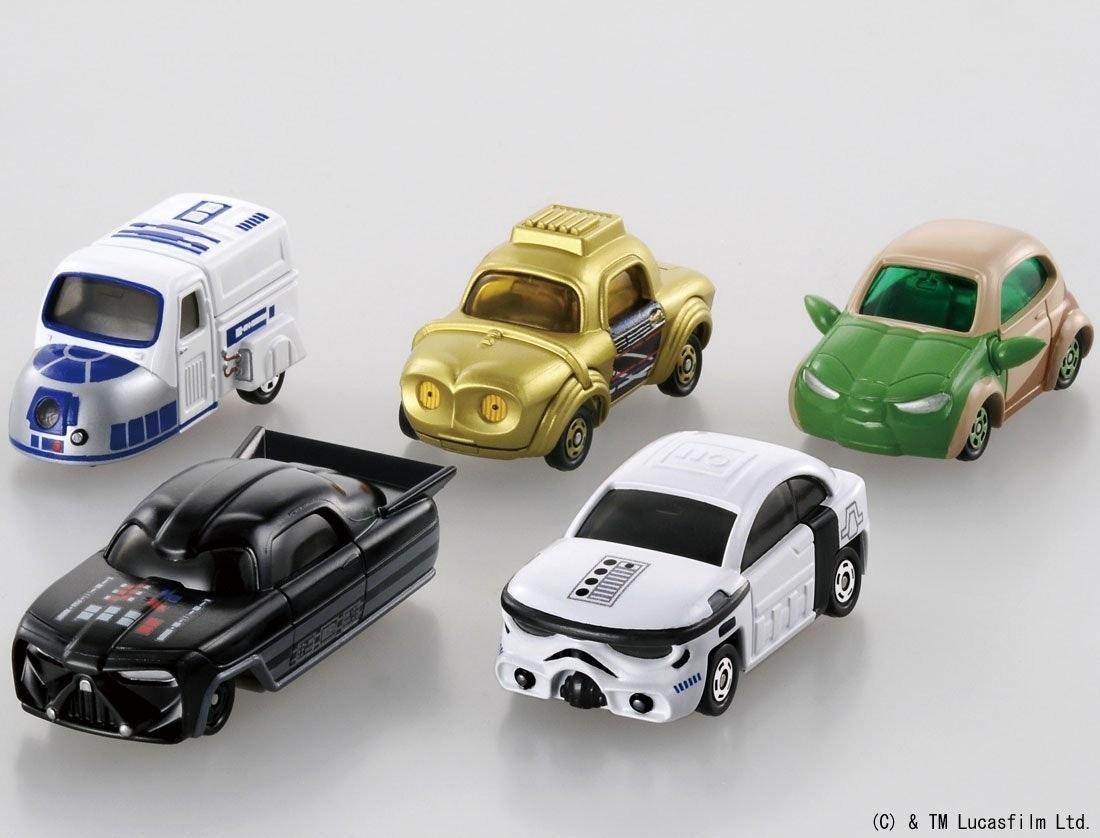 是可以玩三代的星際大戰小車車這篇文章的首圖