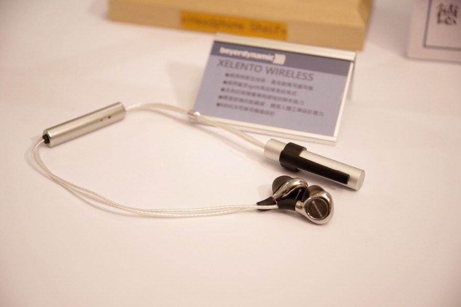 是TAA 音響展: Beyerdynamic 當家入耳耳機升級無線版, Xelento Wireless 在台展出這篇文章的首圖