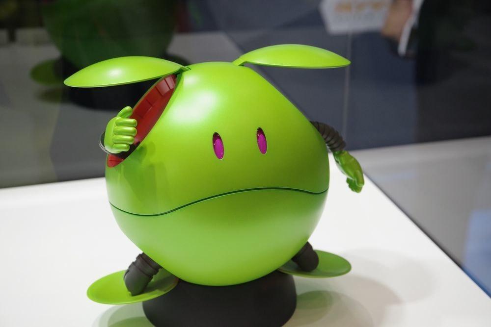 是CEATEC 2017 : Bandai Namco 啟動 BN。Bot 計畫,發表集 Vaio 電路與 IBM 人工智慧的互動式鋼彈吉祥物哈囉這篇文章的首圖