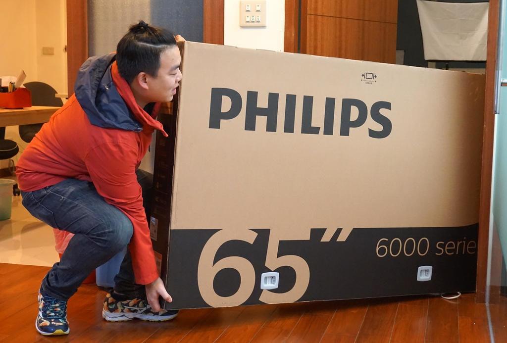 是癮科技阿宅行跡可疑,原來是最近買了…PHILIPS 65型4K低藍光智慧連網電視這篇文章的首圖