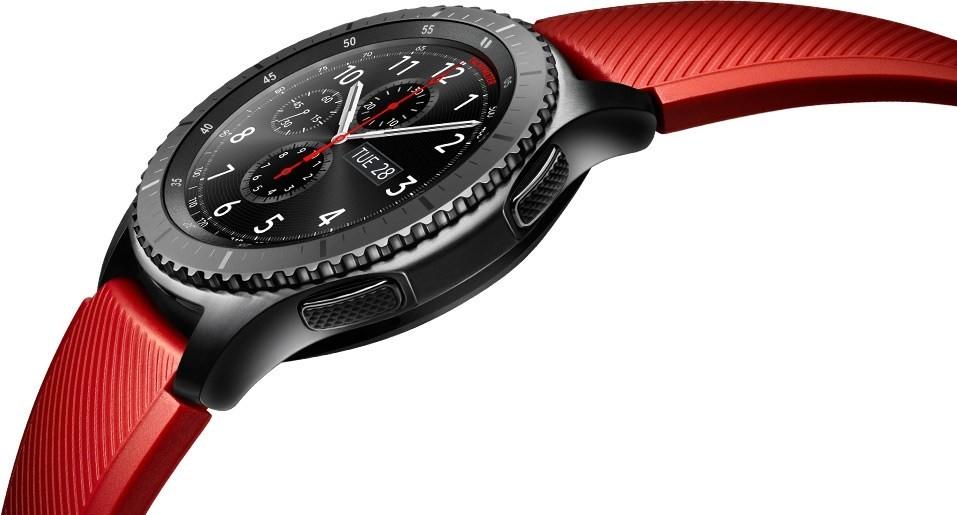 是三星在IFA展前揭曉Gear S系列新錶 智慧喇叭也亮相這篇文章的首圖