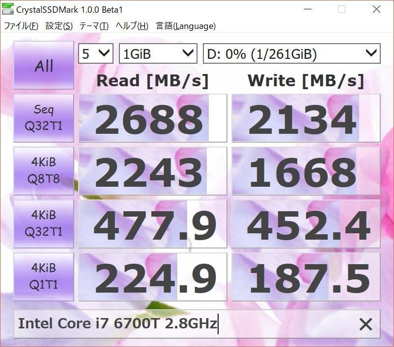 是專門為 SSD 測試的 CrystalSSD 測試版上線,為 SSD 測試提供更正確的標準這篇文章的首圖