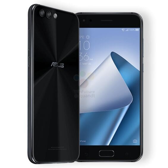 是Asus 四款ZenFone 4系列渲染圖/配置:8月17日台灣見!這篇文章的首圖