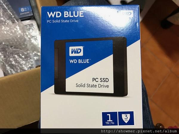 是傳統硬碟廠 求新求變 WD BLUE SSD 1TB 拆解測試這篇文章的首圖