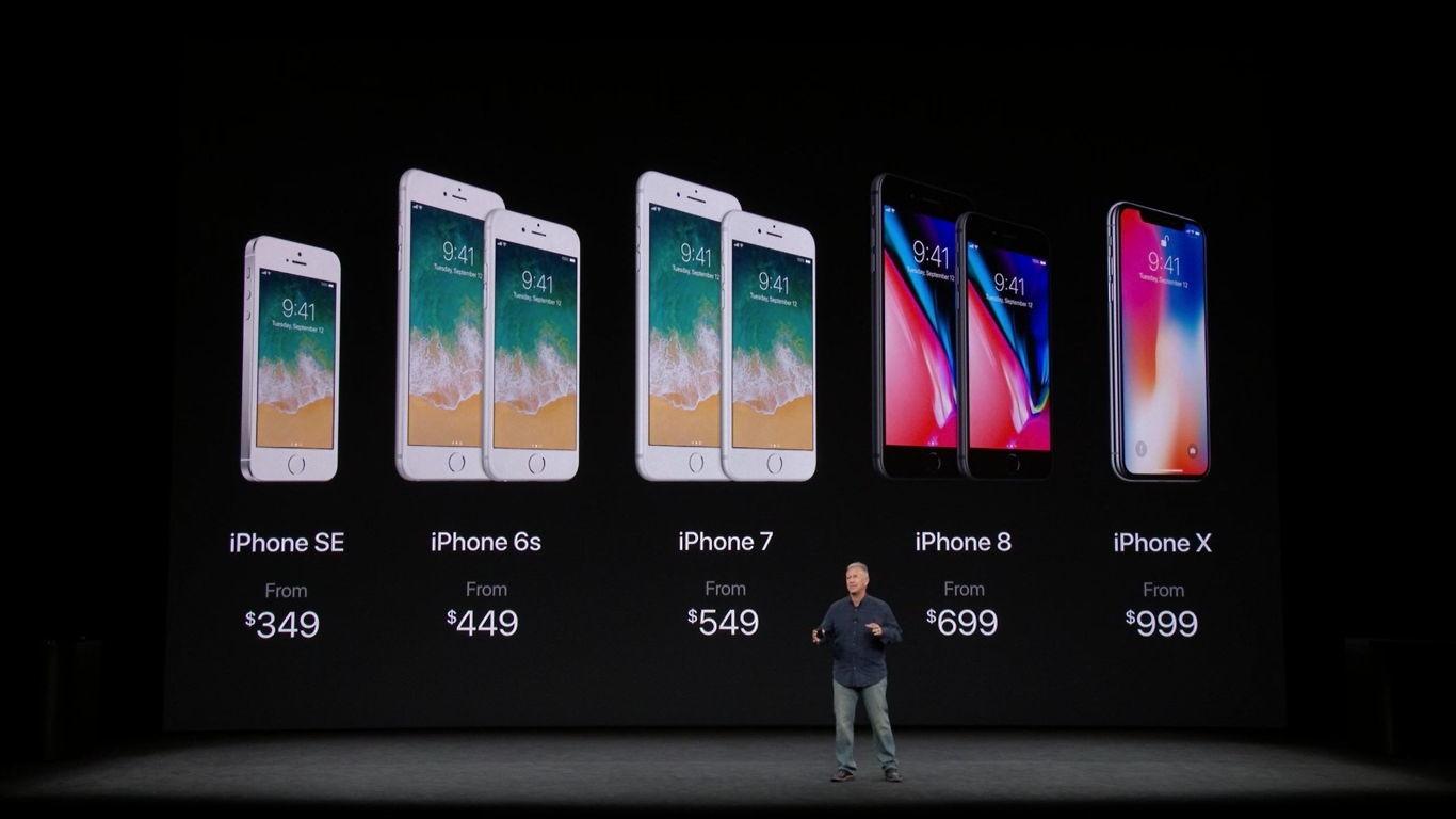 是2017蘋果iPhone發表會懶人包:iPhone X、iPhone 8、Apple Watch 3、Apple TV 4K這篇文章的首圖