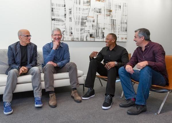 是蘋果正式以「三十億」美元買下 Beats這篇文章的首圖