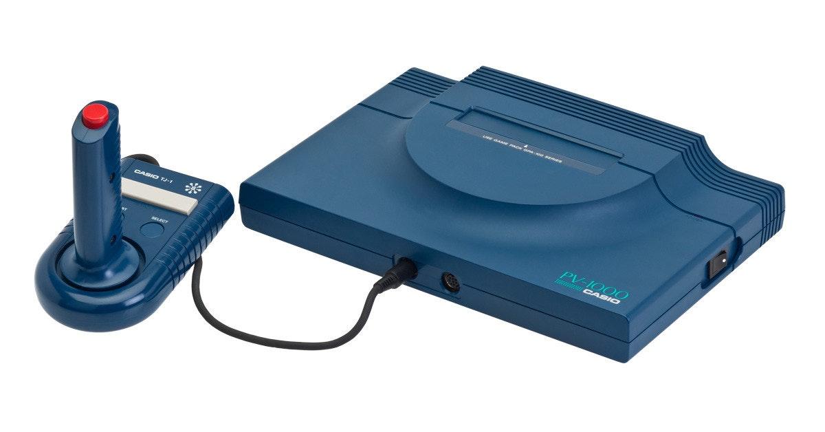 是當年想與紅白機爭鋒的Casio卡西歐電玩主機:PV-1000這篇文章的首圖