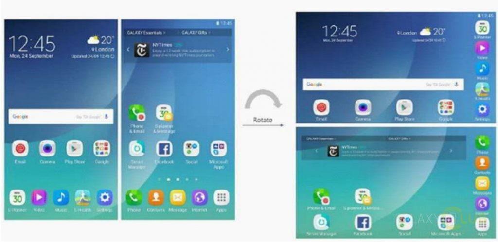 是三星摺疊雙螢幕手機 Galaxy X 在韓申請介面專利這篇文章的首圖