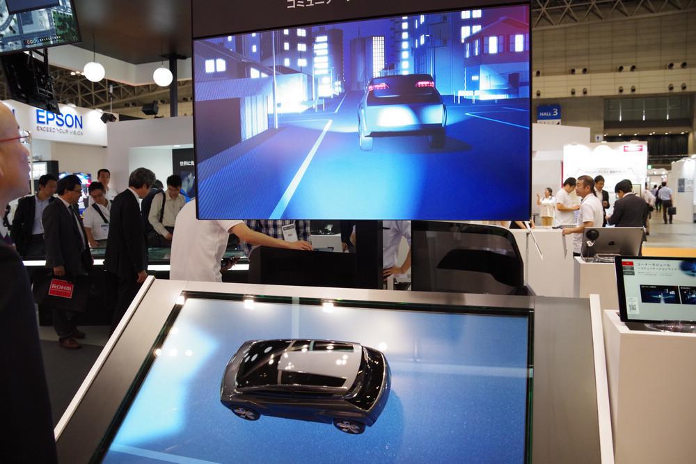 是CEATEC 2017 :日本老字號汽車零件商小系製作所展示如何結合燈具創造智慧交通這篇文章的首圖