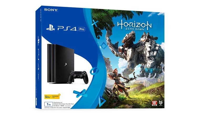 Horizon Zero Dawn, Sony PlayStation 4 Pro, Gran Turismo Sport, Video Games, , Sony Interactive Entertainment, PlayStation Plus, 4K resolution, , Game, ps4 pro 同 捆, product, technology, multimedia, gadget, graphic design, advertising, brand, communication, pc game, PlayStation 4