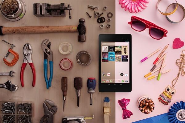 是新一代Nexus 7相關資訊你要的都在這兒,產品特質、新舊規格比較懶人包這篇文章的首圖