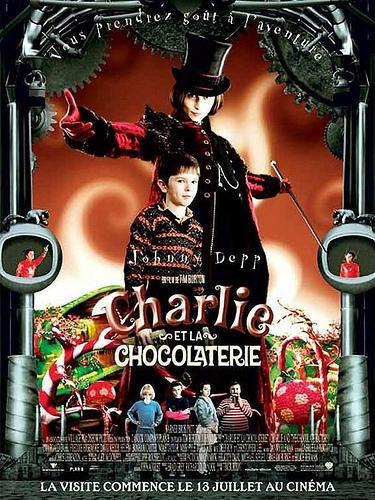 是片名翻譯:巧克力冒險工廠 (陸譯:查理和巧克力工廠)這篇文章的首圖