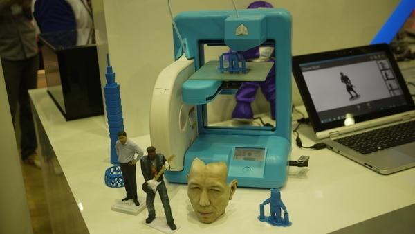 是Computex 2014:Intel 的 3D印表機 裝可愛而已這篇文章的首圖